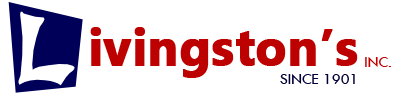 Livingston's Furniture & Mattress Logo